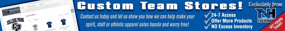 NH Athletics Team Store logo