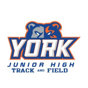 York JH Track logo